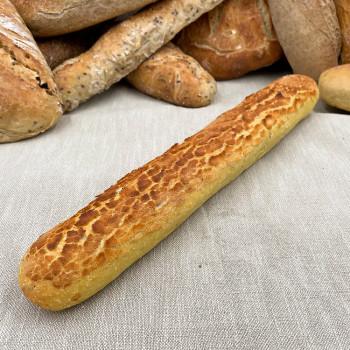 Baguette maïs et graines de Tournesol - Boulangerie Cornuault - Mougon - Aigondigné
