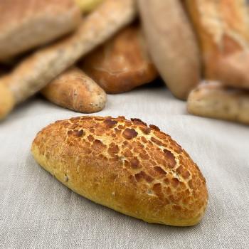 Pain maïs et graines de Tournesol - Boulangerie Cornuault - Mougon - Aigondigné