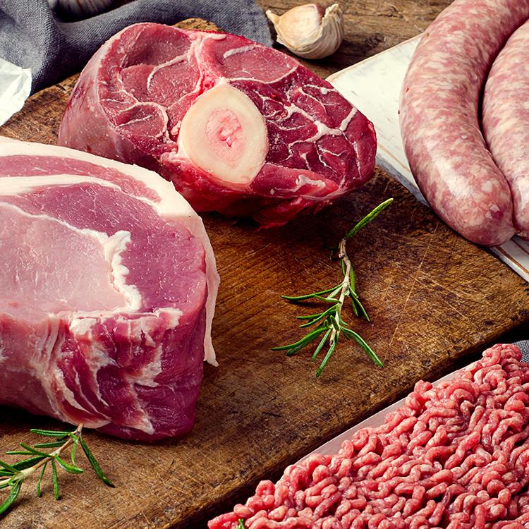 Colis mini tradi - Porc - 3kg