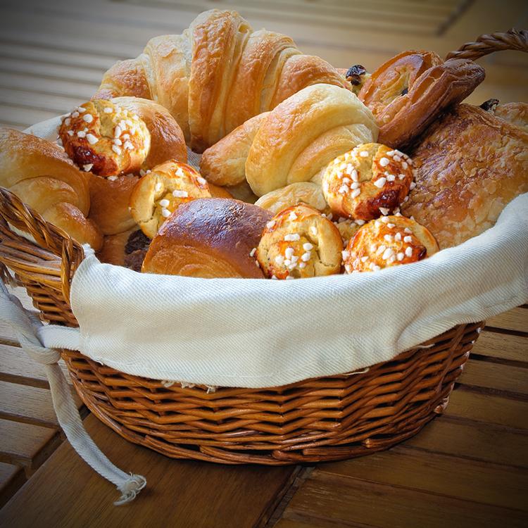 Viennoiseries - Boulangerie Cornuault